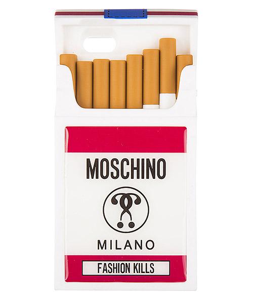 Cover Moschino 7990 8303 1001 bianco