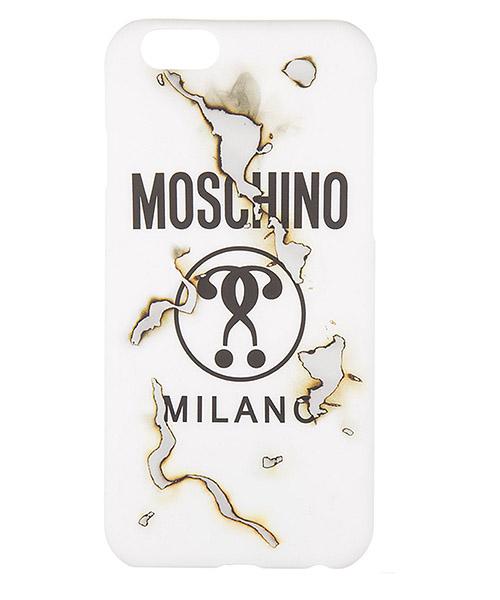 Cover Moschino 799183051001 bianco