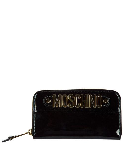 Portafoglio Moschino 7A810980061555 nero