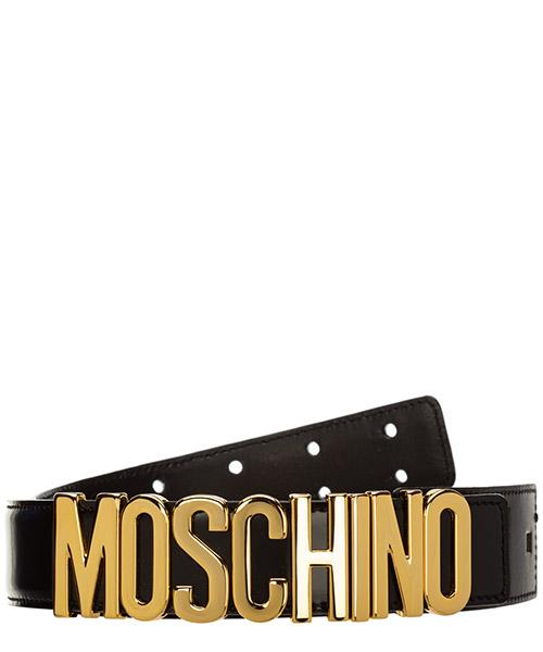 Taillengürtel Moschino a801280070555 nero