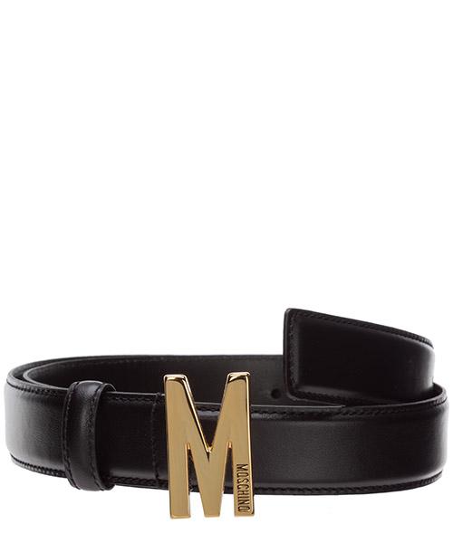 Belt Moschino m A801580062555 nero