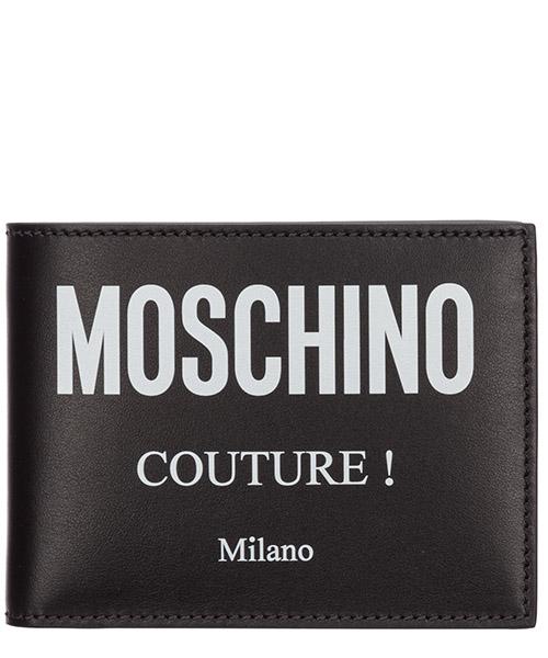 Wallet Moschino A810180012555 nero