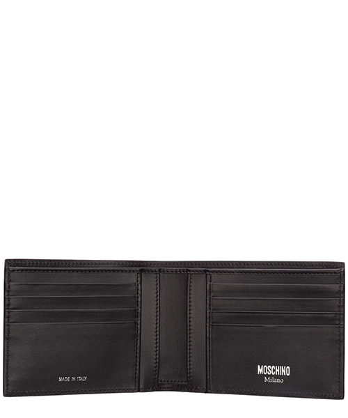 Men's genuine leather wallet credit card bifold secondary image