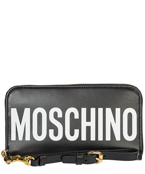 Monedero  Moschino A810780011555 nero