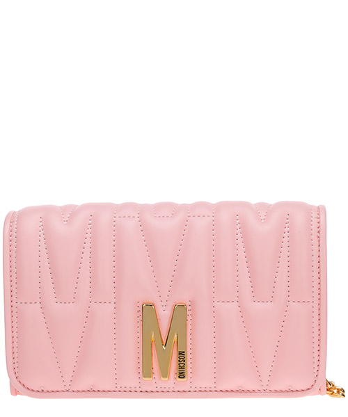 Wallet Moschino A811780020242 rosa