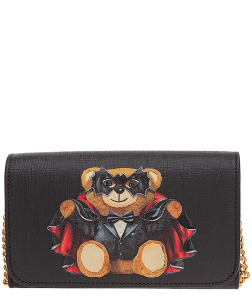 Monedero  Moschino A812782101555 nero