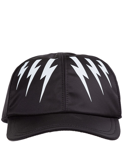 Adjustable men's hat baseball cap  mirrored bolts secondary image