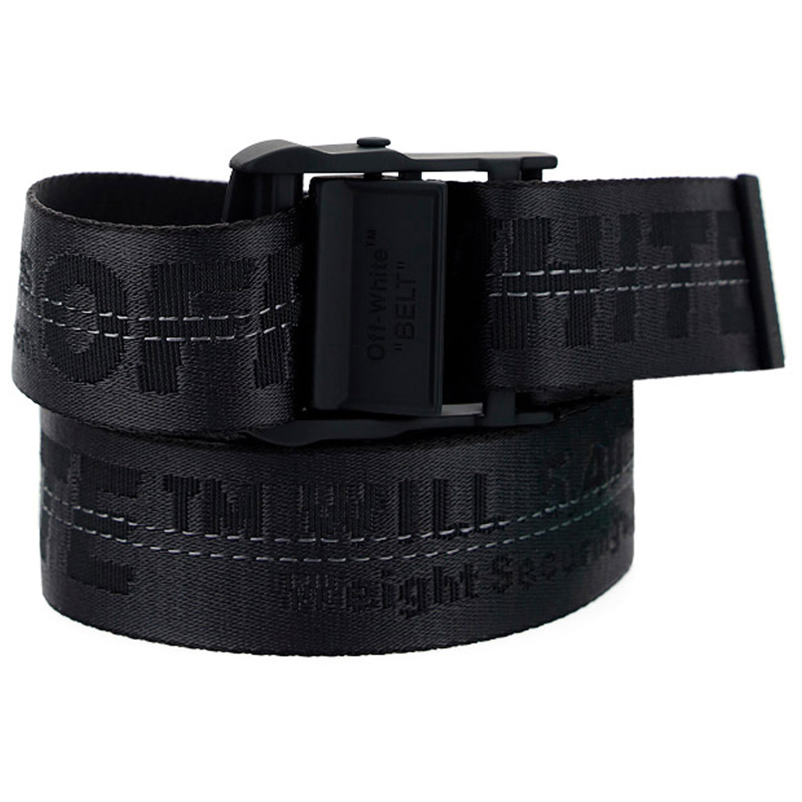 Off-White MEN'S BELT  INDUSTRIAL