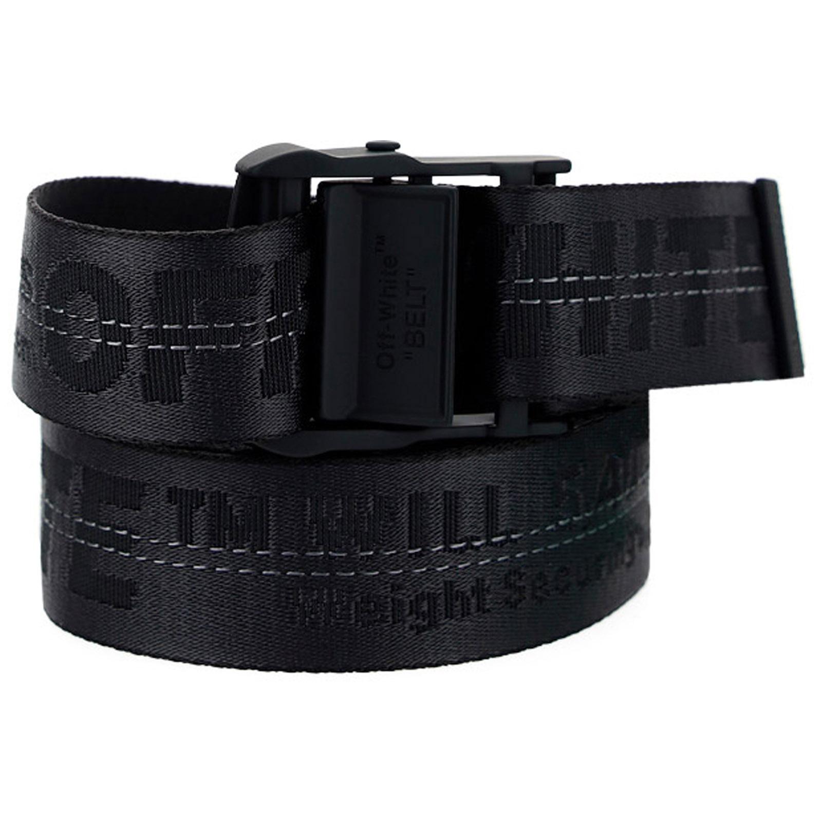 Off-White Belts MEN'S BELT  INDUSTRIAL