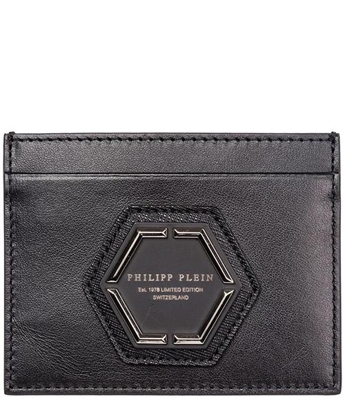 Porte-carte de crédit  Philipp Plein PP1978 A19A-MBC0027-PLE096N_02 black