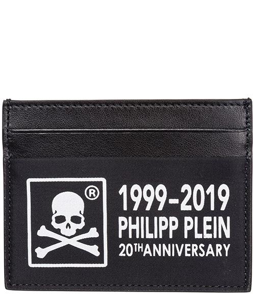 Porte-carte de crédit  Philipp Plein Anniversary 20th A19A-MBC0034_PLE096N_02 black