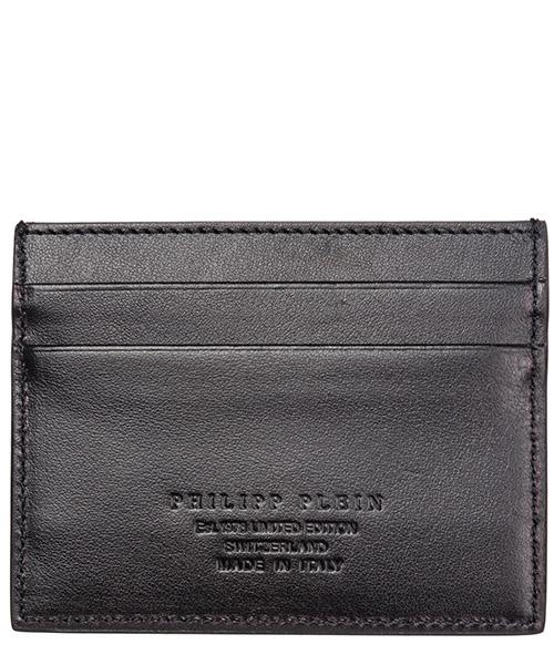 Porta carte di credito portafoglio uomo pelle anniversary 20th secondary image