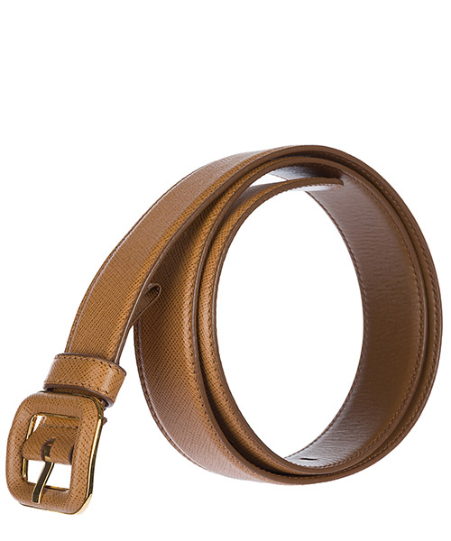 Women's genuine leather belt secondary image