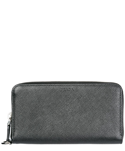 Wallet Prada 2ML019_053_F0002 nero