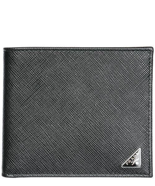 Wallet Prada 2MO513_QHH_F0002 nero
