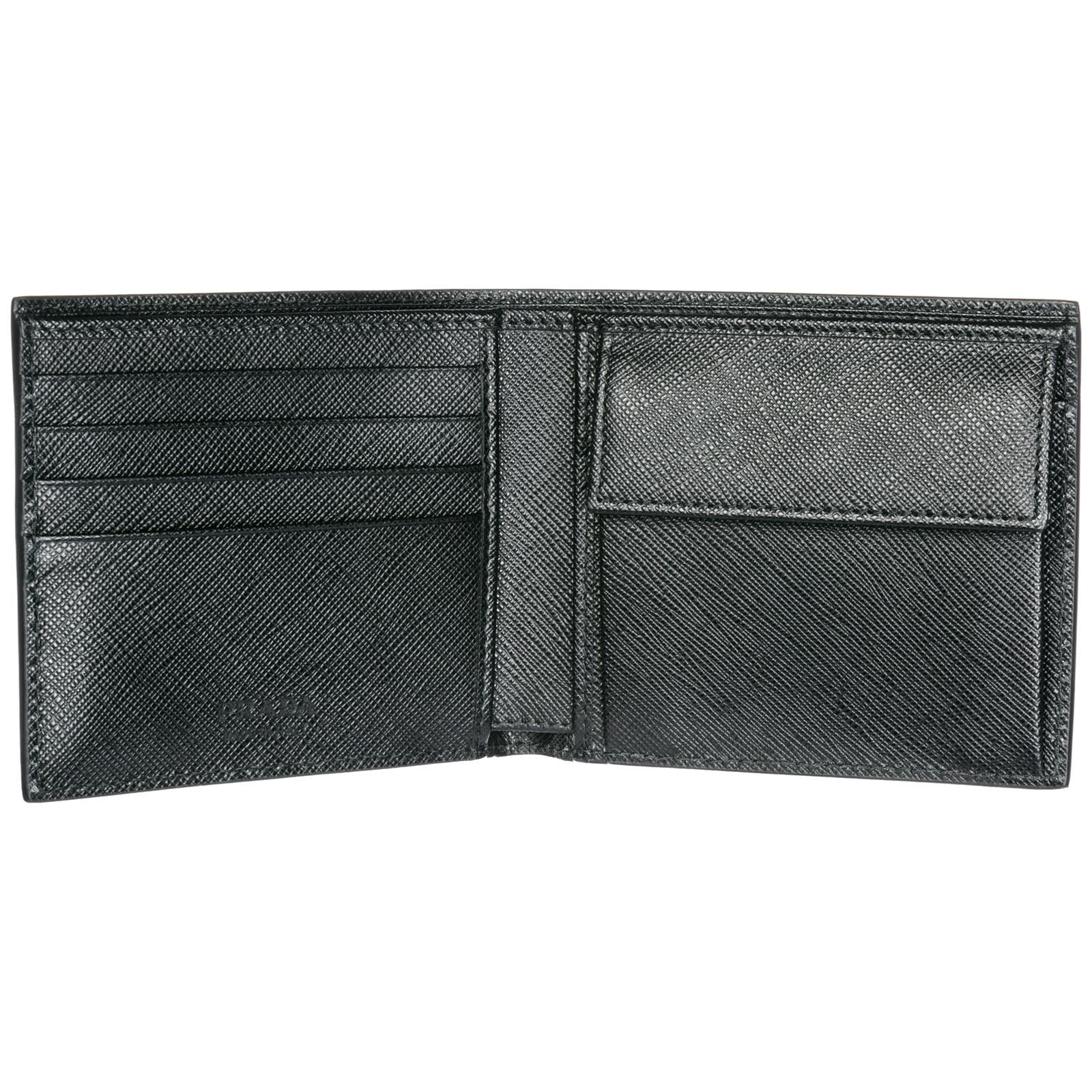 c5a1150c3bcf ... Men's wallet genuine leather coin case holder purse card bifold ...