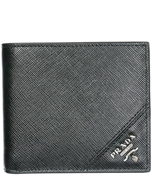 Wallet Prada 2MO738_QME_F0002 nero
