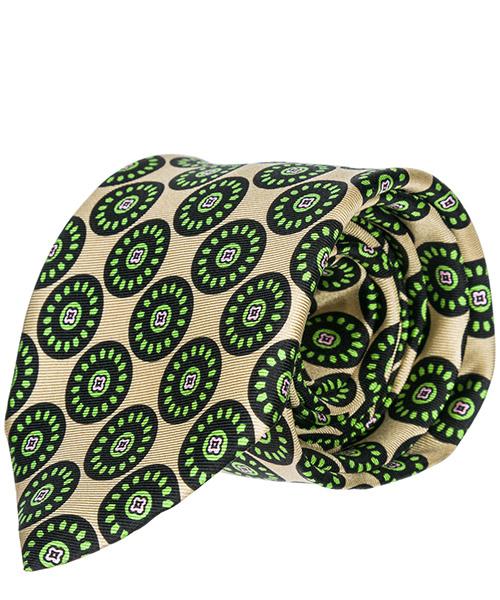 Corbata Prada UCR481DG6394 verde