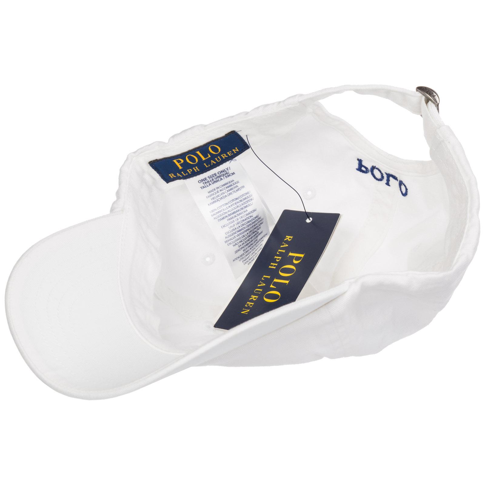 premium selection bb93f cc16c Cappello berretto regolabile uomo in cotone
