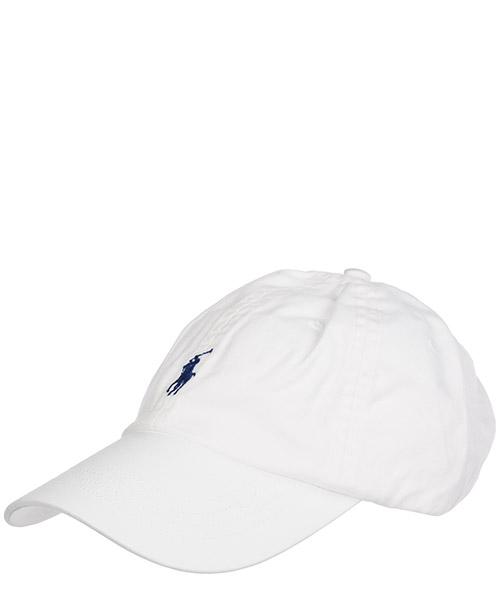 Cappello baseball Ralph Lauren 710548524001 bianco
