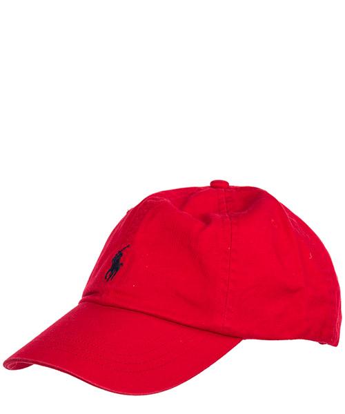 Cap Ralph Lauren 710548524002 rosso
