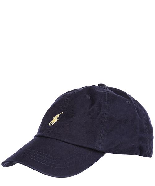 Cappello baseball Ralph Lauren 710548524006 blu