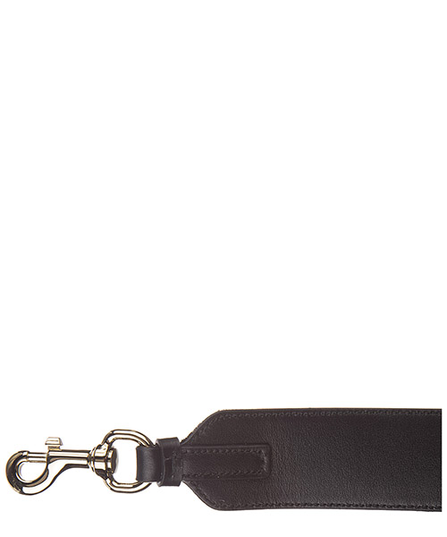 Women's leather shoulder strap secondary image