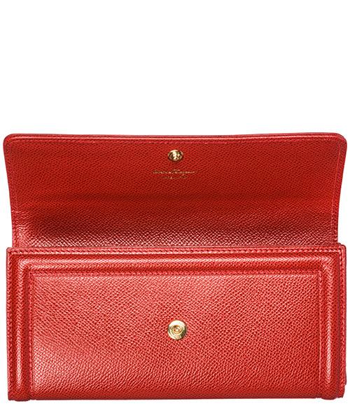 бумажник портмоне женский кожаный bifold continental fiocco vara secondary image