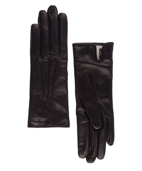 Gloves Salvatore Ferragamo 360633676377 nero