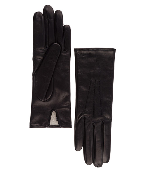 Women's leather gloves secondary image