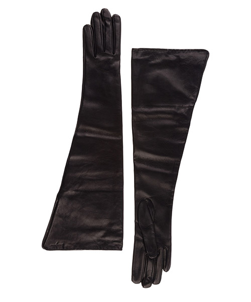Gloves Salvatore Ferragamo 360635676787 nero