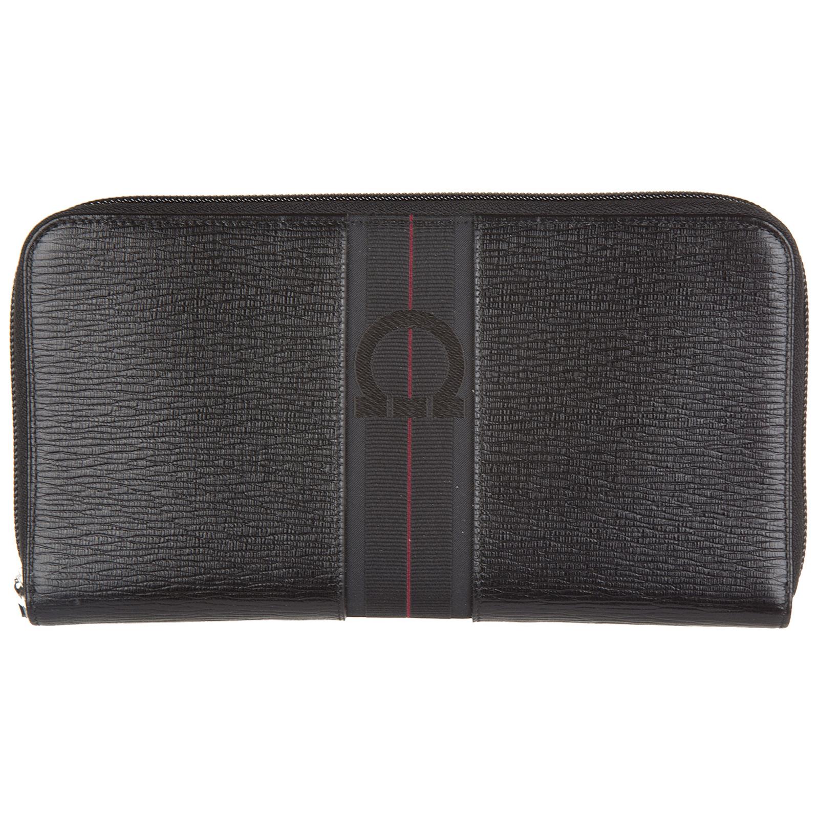 бумажник портмоне женский кожаный bifold