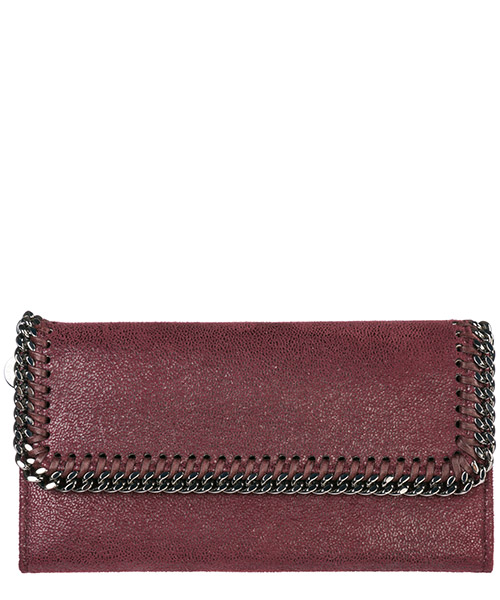 Billetera Stella Mccartney Falabella 430999W91326110 prugna