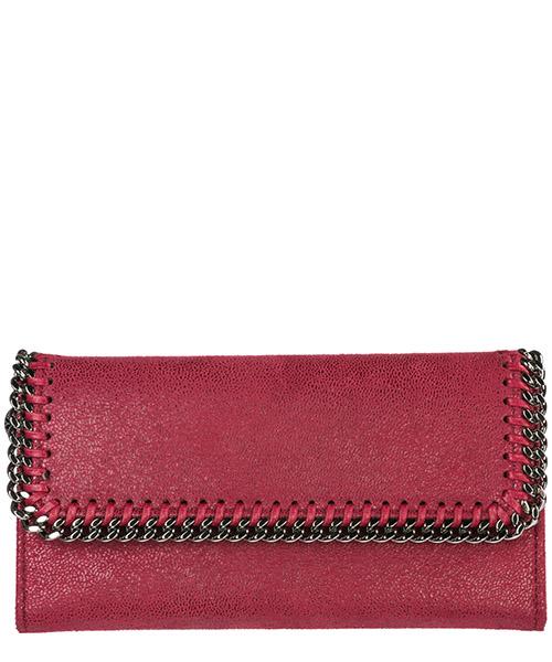 Wallet Stella Mccartney Continental Falabella 430999W91326201 rosso