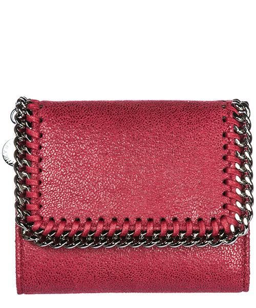 Wallet Stella Mccartney Falabella 431000W91326201 rosso