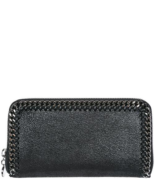 Wallet Stella Mccartney Continental Falabella 434750W91321000 nero