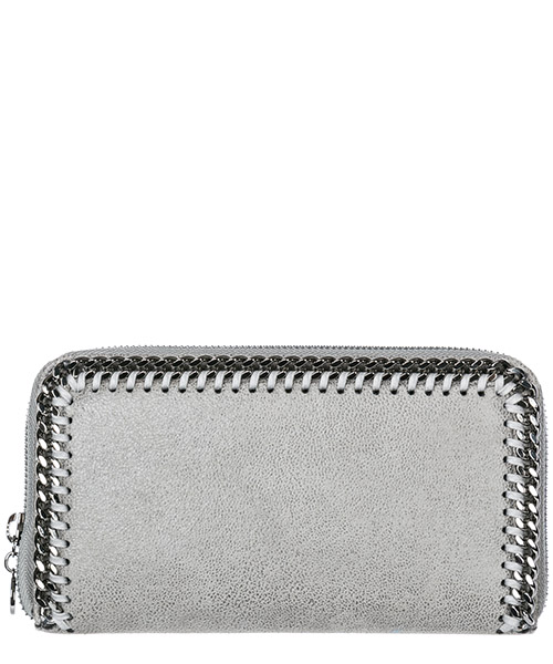 Billetera Stella Mccartney Continental Falabella 434750W91321220 grigio
