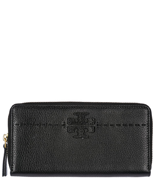 Wallet Tory Burch McGraw 41847001 nero