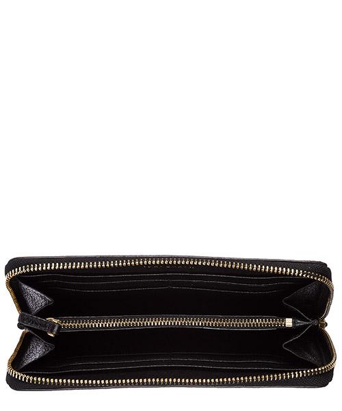 Portefeuille porte-monnaie femme en cuir bifold mcgraw continental secondary image