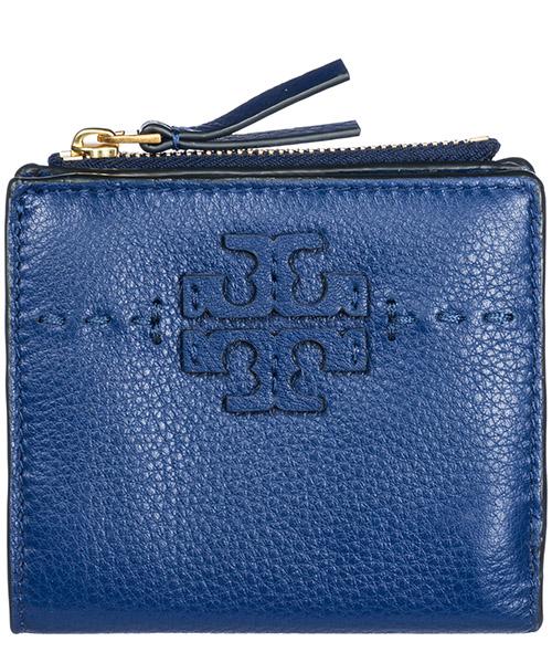 Wallet Tory Burch McGraw 45246 493 bright indigo