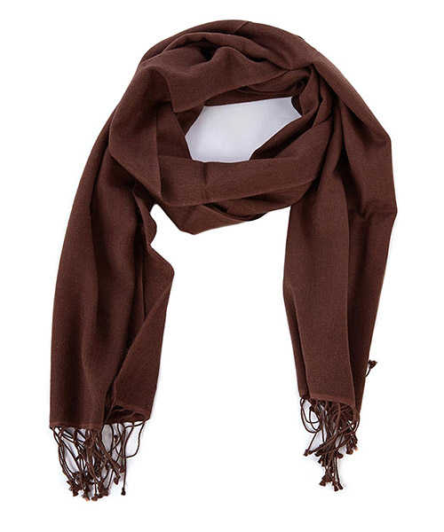 Women's pashmina scarf secondary image
