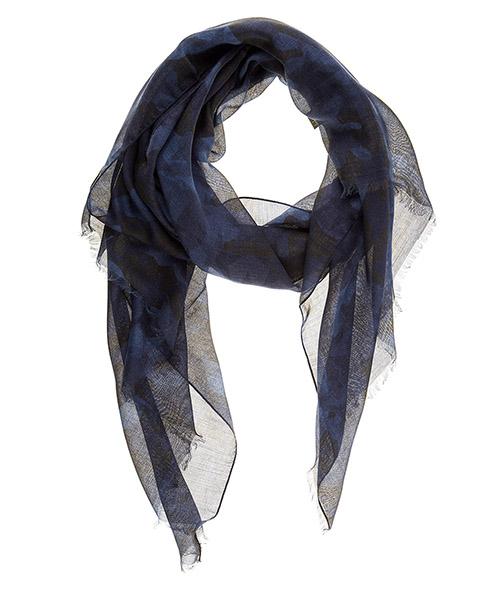 Foulard Valentino LU0EC008MCS M30 blu