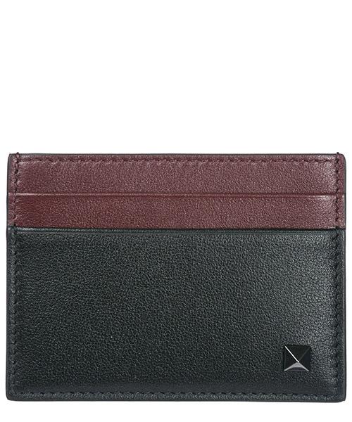 Porta carte di credito Valentino NY2P0682VB2 nero