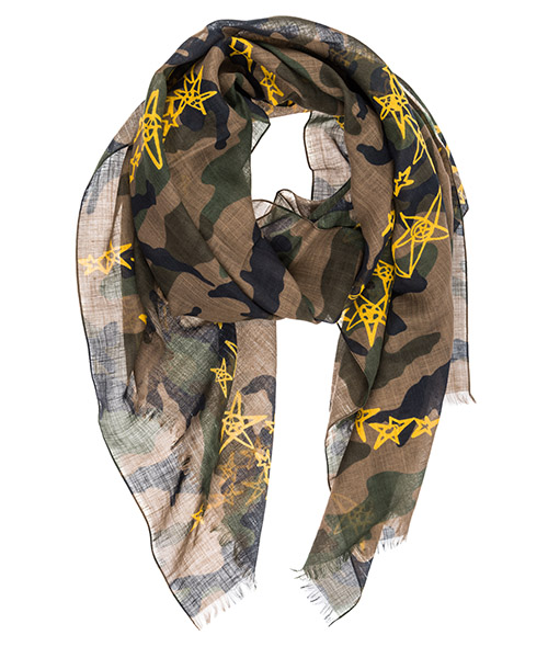 Men's foulard scarf secondary image