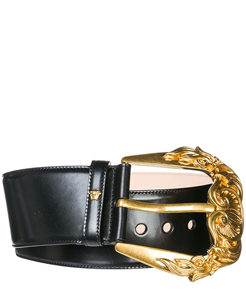 Cintura vita alta Versace Tribute DCDG653DV6TK41OT nero