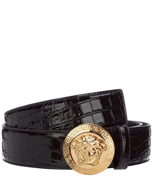Belt Versace Palazzo DCU4806-DCOC3_D41OH nero