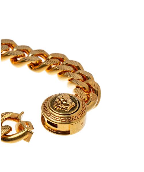 Men's bracelet medusa secondary image
