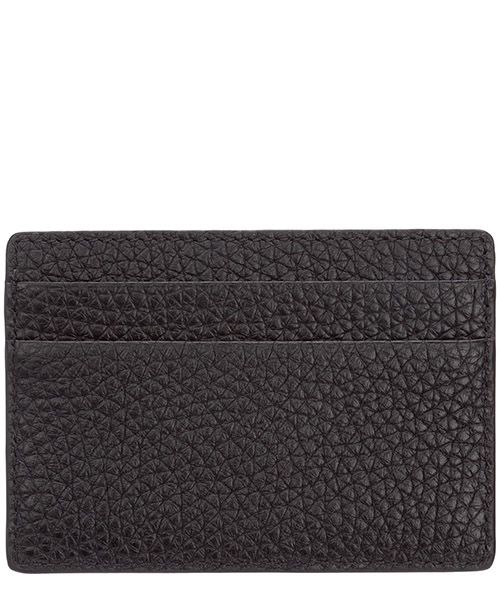 Men's genuine leather credit card case holder wallet pop medusa secondary image