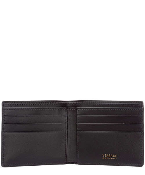 Men's genuine leather wallet credit card bifold  barocco secondary image