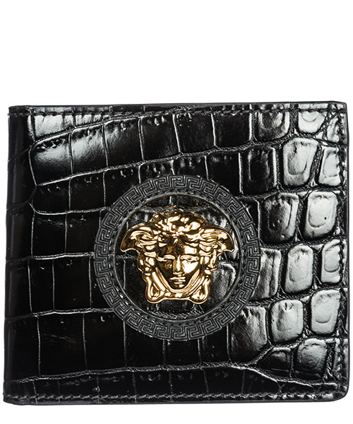 Portafoglio Versace DPU2463 DCOV4 D41OH nero